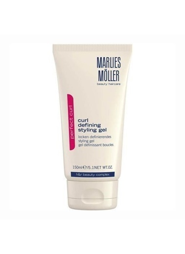 Marlies Möller Perfect Curl Defınıng Stylıng Gel 150 Ml Renksiz